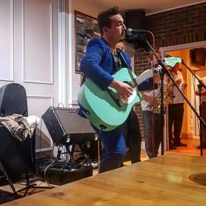 Live Music with Liam Dixon