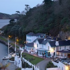 Portmeirion - a perfect Italian village in the heart of Snowdon!