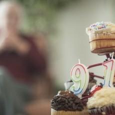 Grandad's 91st birthday celebration