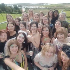 Fantastic hen weekend!