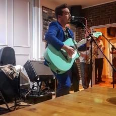 Liam Dixon for live music.