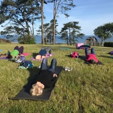Do you know anyone looking for a special venue for a yoga/pilates retreat?