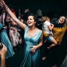Julia and Steve's wedding