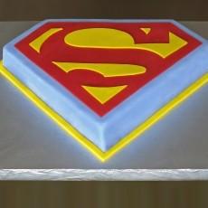 Superhero fancy dress party