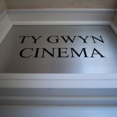 Stream your favourite movies via Amazon or Netflix in the comfort of the Cinema at Ty Gwyn